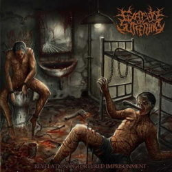 "Fixation On Suffering portada de ""Revelation Of Tortured Imprisonment"""
