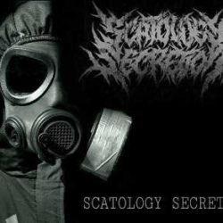 Scatolology Secretion banda con componentes de Fixation On Suffering