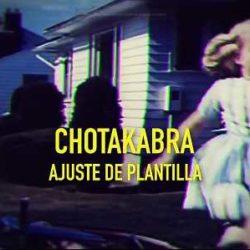 "Chotakabra lyric-video de ""Ajuste de plantilla"""