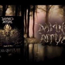 "Damned Ritual presentan su single ""Scum"""
