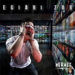 """Herabe nuevo disco """"Egiari Zor"""""""