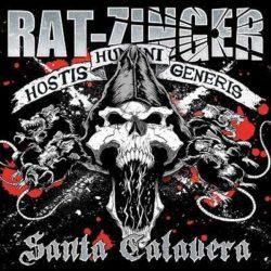 """Rat-Zinger escucha """"Santa Calavera"""" al completo"""